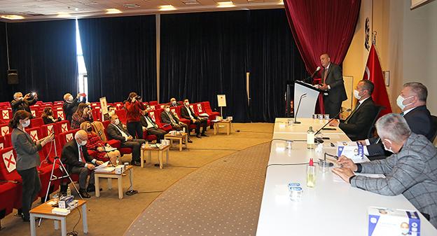 ATAŞEHİR'EN 2020 YILI FAALİYET RAPORU KABUL EDİLDİ..
