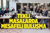 AK PARTİ'Lİ BELEDİYE BAŞKANLARI BEYKOZ'DA TOPLANDI..