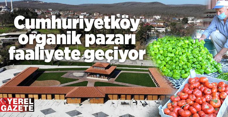 DOĞAL KÖY PAZARINDA SATIŞ YAPMAK İÇİN BAŞVURULAR BAŞLADI..