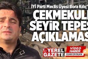 BORA KILIÇ'TAN ÇEKMEKÖY HALKINA MÜJDELİ HABER..
