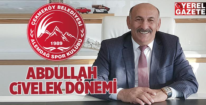 ÇEKMEKÖY'E HAYIRLI OLSUN..