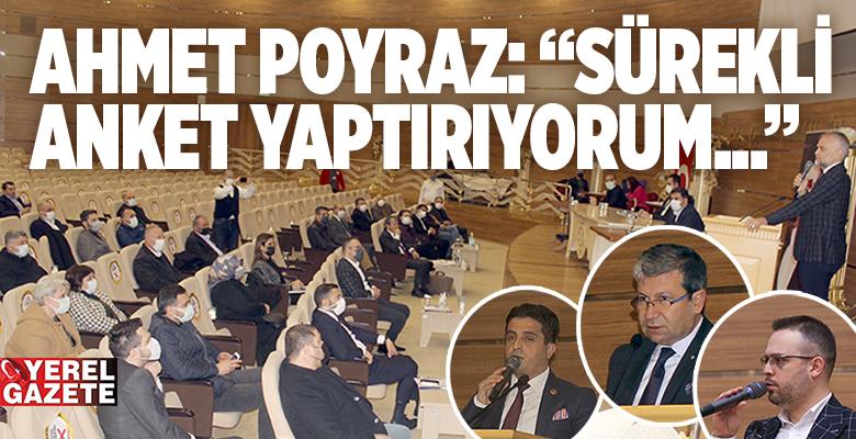 ÇEKMEKÖY'ÜN 2020 FAALİYET RAPORU OYÇOKLUĞU İLE KABUL EDİLDİ..
