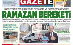YEREL GAZETE'NİN 89. SAYISI 23 NİSAN ÖZEL BASKISI ÇIKTI..