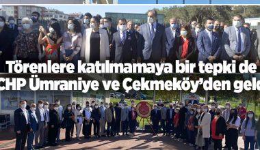 19 MAYIS KUTLAMALARINA KATILMAMAYA TEPKİLER SÜRÜYOR..