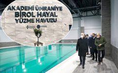 RAHMETLİ BİROL HAYAL'E VEFA ÖRNEĞİ..