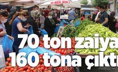 BİR GÜNDE İSTANBUL'DA 438 SEMT PAZARI AÇILINCA…