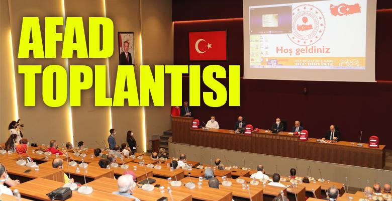ÜMRANİYE'NİN AFAD GÖNÜLLÜLERİ 7/24 GÖREVE HAZIR..