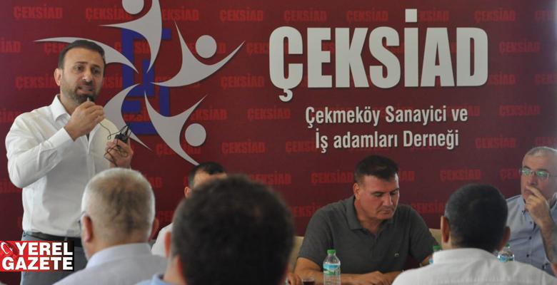 ÇEKSİAD, ERDAL ALBAYRAK'LA YENİDEN DÖNÜŞ YAPTI..