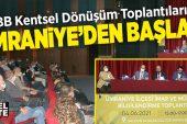 KENTSEL DÖNÜŞÜM BİLGİLENDİRME TOPLANTISINA YOĞUN İLGİ..