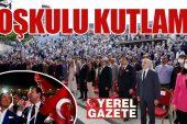 23 HAZİRAN DEMOKRASİ ŞENLİĞİ ŞÖLENE DÖNÜŞTÜ..