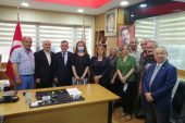 İYİ PARTİ ÜMRANİYE'DE ESNAFIN NABZINI ESNAF KOOPERATİFİ'NDE TUTTU..