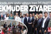 İYİ PARTİ, İSTANBUL'UN 39 İLÇESİNDE AYNI ANDA SAHAYA İNDİ..