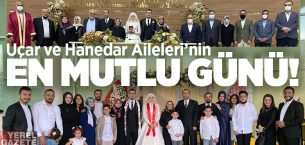 ALLAH, HER İKİ AİLEYE HAYIRLI, UĞURLU EYLESİN..