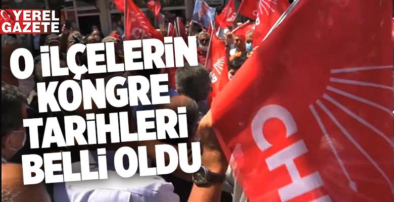 ÜMRANİYE VE SULTANBEYLİ 29 AĞUSTOS'TA KONGREYE GİDİYOR..