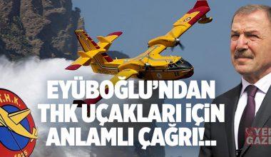 THK BÖLGE TEMSİLCİSİ SACİT EYÜBOĞLU'NDAN ANLAMLI ÇAĞRI..