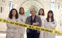 TÜRKİYE'NİN ADLİ BİLİMCİLERİ ÜSKÜDAR'DA YETİŞİYOR..