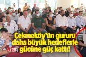 """BAŞKAN AYDEMİR, """"AVRUPA ŞAMPİYONASI KUPASINI DA GETİRECEĞİZ.."""""""