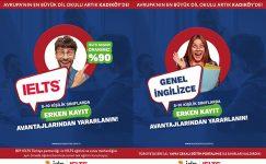 AVRUPA'NIN EN BÜYÜK DİL KURSU EUROCENTRES ŞİMDİ KADIKÖY'DE!..