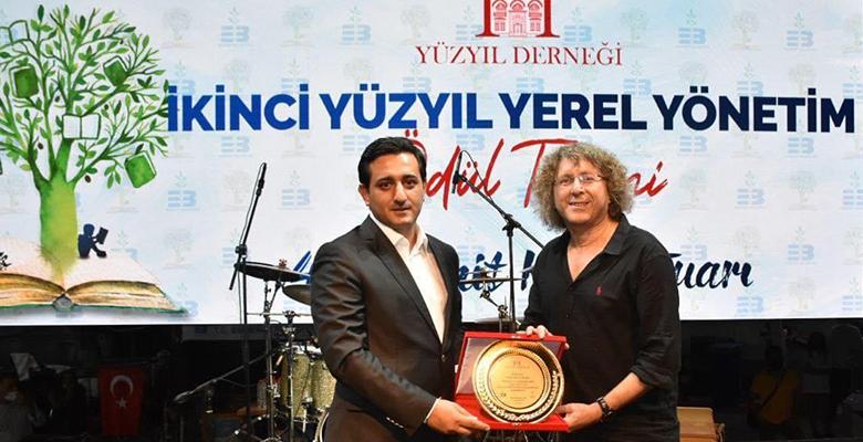 MALTEPE BELEDİYESİ'NİN YOKSULLUKLA MÜCADELE PROJESİ'NE ÖDÜL..