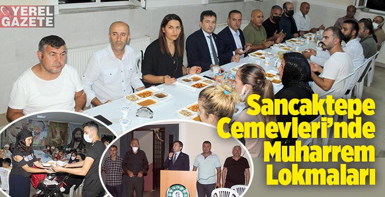 CHP'NİN MUHARREM LOKMALARI YUNUS EMRE CEMEVİ'NDEN BAŞLADI..