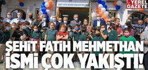 ÇEKMEKÖY'DE HEDEF HER MAHALLEYE BİR KÜTÜPHANE..