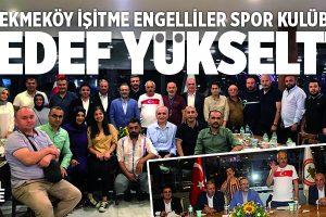 ÇEKMEKÖY'ÜN SÜPER LİG EKİBİ YENİ SEZONA HAZIRLANIYOR..