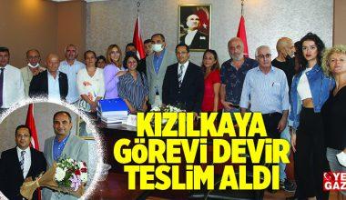CHP ÜMRANİYE'DE YENİ DÖNEM RESMEN BAŞLADI..