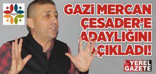 GAZİ MERCAN VE ESNAF ARKADAŞLARI ÇEKMEKÖY ESNAF DERNEĞİ'NE ADAY!