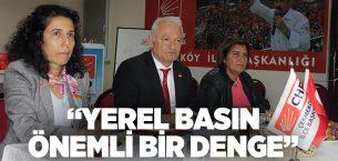CHP ÇEKMEKÖY'DEN 21 EKİM GAZETECİLER GÜNÜ DAVETİ..