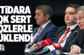 AHMET DAVUTOĞLU, İSTANBUL BASINI İLE BULUŞTU!..