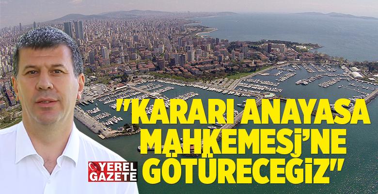 KALAMIŞ YAT LİMANI'NIN ÖZELLEŞTİRİLME İHALESİNE ODABAŞI'NDAN TEPKİ..