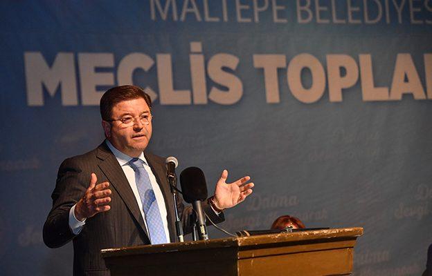 TASARRUF DİYEN MALTEPE'NİN 2022 BÜTÇESİ 674 MİLYON 904 BİN LİRA..