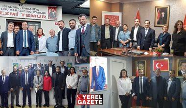 TATLISU MUHTARI CEZMİ TEMUR, MAHALLESİ İÇİN HER KAPIYI ÇALIYOR..
