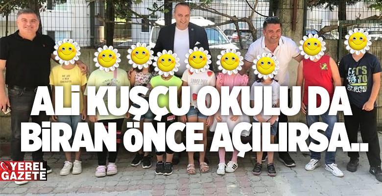MUHTARLARIN EĞİTİME DESTEK KAMPANYALARI ÇOK İŞE YARADI..