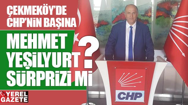 """""""CHP ÇEKMEKÖY'DE İKTİDAR OLMAK İSTİYORSA BEN VARIM, GÖREVE HAZIRIM.."""""""
